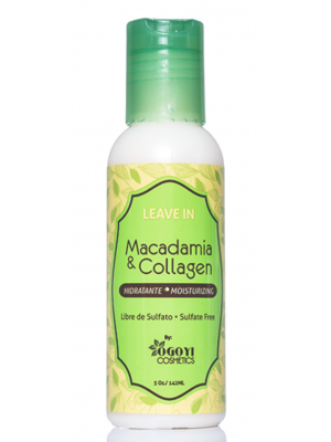 """Macadamia and Collagen"" leave in"