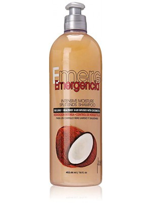 """Emergencia"" moisturizing shampoo with coconut"