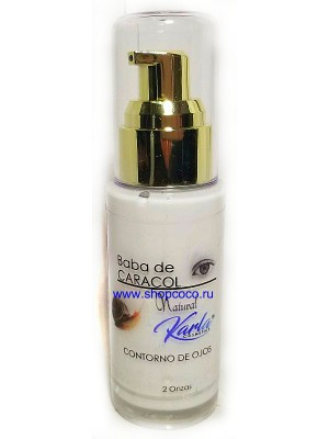 """Karla"" Serum around the eyes with snail mucus"